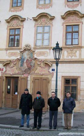 Yakutiye`den Prag gezisi