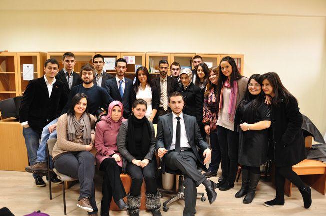 İstanbul Kariyer Atatürk Üniversitesi`nde