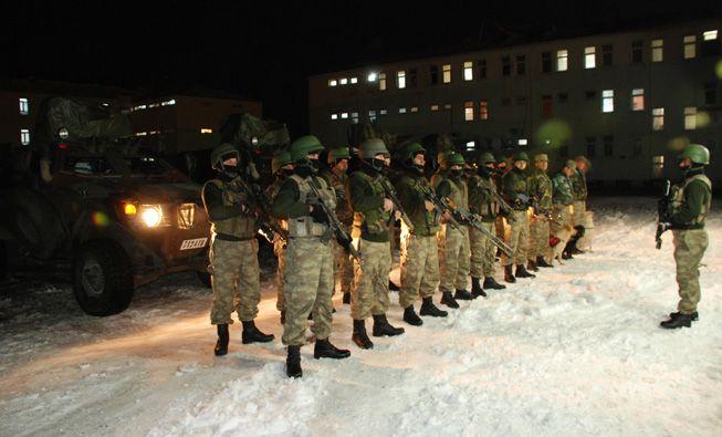 7 PKK`lı böyle yakalandı