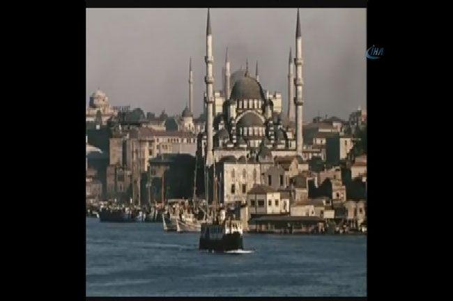 50 Yıl önce İstanbul