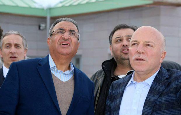 Milyar dolarlık Suudi, yatırım için Erzurum'da