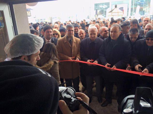 Oral Et  Erzurum Fabrika Satış Mağazası açıldı