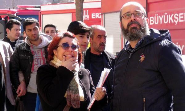 Erzurum DT alev alev