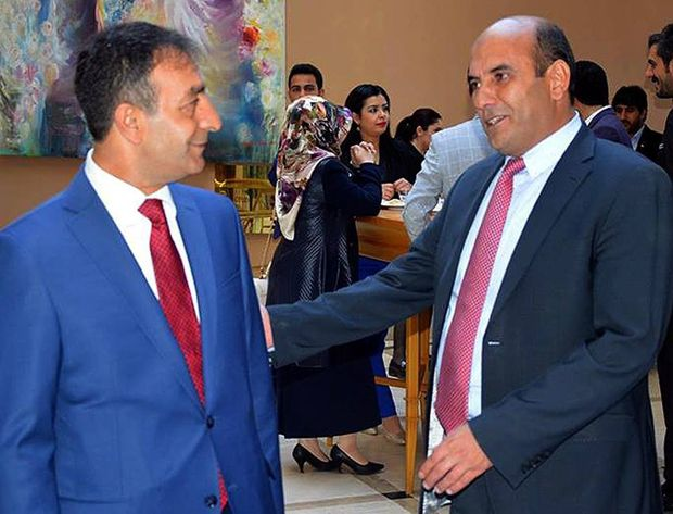 Erzurum Barosu Başkanı yine Göğebakan oldu