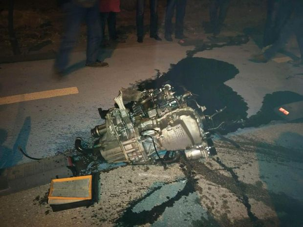 Erzurum'da feci kaza: 3 yaralı