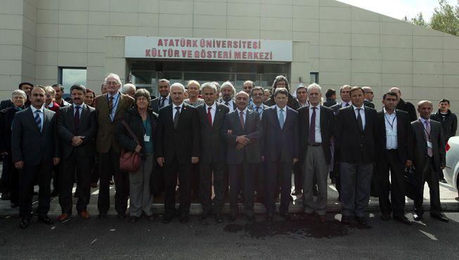 Erzurum'da uluslararası sempozyum