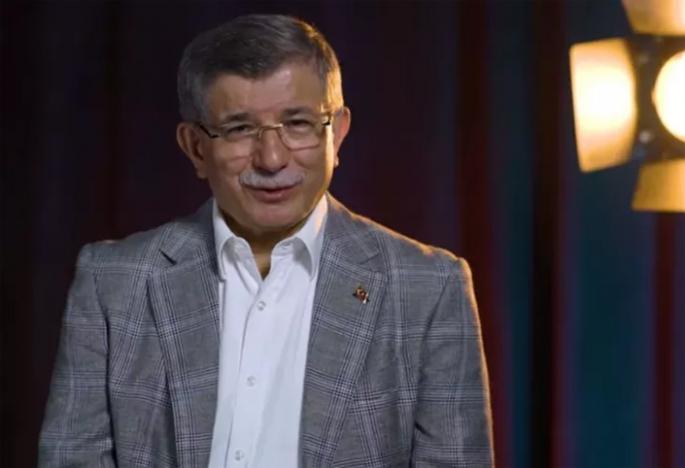 Ahmet Davutoğlu'ndan dikkat çeken sözler...