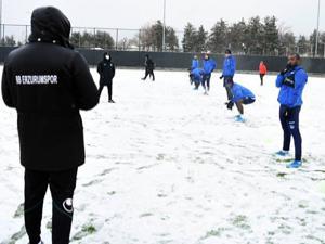 B.B. Erzurumspor antrenmanlara başladı