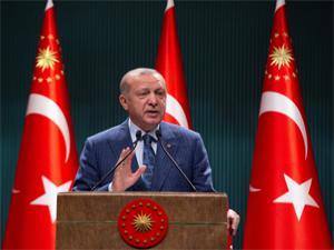 Erdoğan: Kısa çalışma ödeneği 1 ay uzatıldı