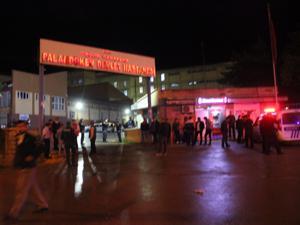 Erzurum'da silahlı çatışma: 1 ölü, 7 yaralı