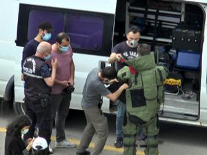 Erzurum'da sosyal mesafeyi hiçe saydılar