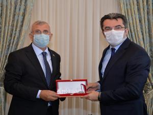 Erzurum'da Tıp Fakültesi için yer tespiti yapıldı
