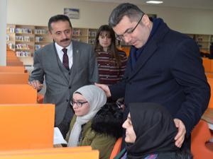Türkiye'nin en büyük kütüphanesi