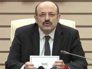 YÖK Başkanı Saraç: Oran yüzde 40'a yükseltildi