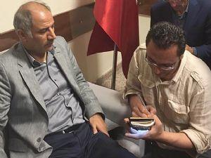 Efkan Ala'dan Erzurum Ajans'a özel açıklamalar..