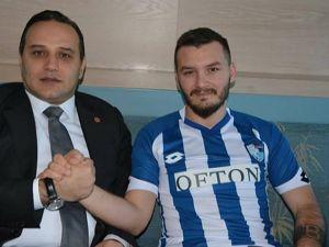 BB. Erzurumspor, Adanaspor'dan Barış Memiş'i transfer etti