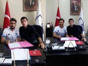 BB Erzurumspor'da transfer rüzgarı esmeye devam ediyor