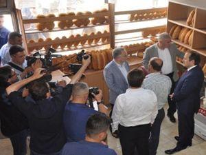 Maliye Bakanı Ağbal ekmek fiyatını duyunca şaşırdı