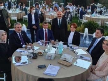 Ahmet Davutoğlu'ndan ittifak iddiasına yanıt!