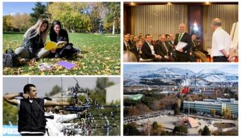 Atatürk Üniversitesi'nin gelecek planlaması tamam
