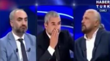 Habertürk TV yayınında yine ses şaşkınlığı! Bu kez de...