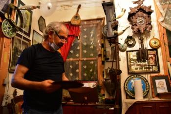 Kadıköy'de bir Erzurumlu... Gramofon Mustafa