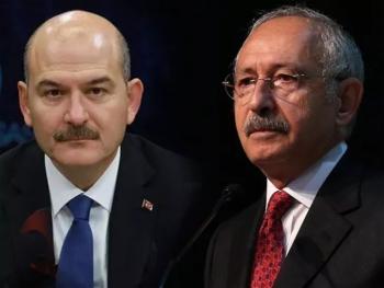 Kılıçdaroğlu'ndan Soylu'ya taziye telefonu
