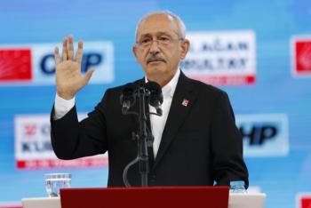 Kılıçdaroğlu tek aday gösterildi