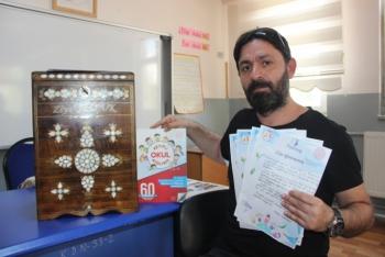 Milli Eğitim Bakanı Selçuk'a öğrencilerden 2023 mektup