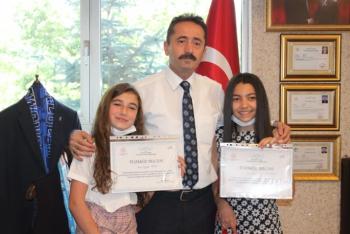 Ortaokul öğrencilerinden Erzurum tanıtım filmi