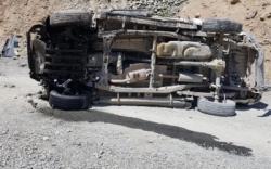 Yüksekova'da araç uçuruma yuvarlandı: 6 ölü