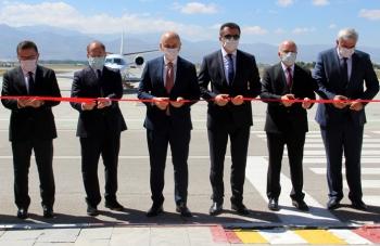 Uçaklar Erzurum'a güvenle inecek...